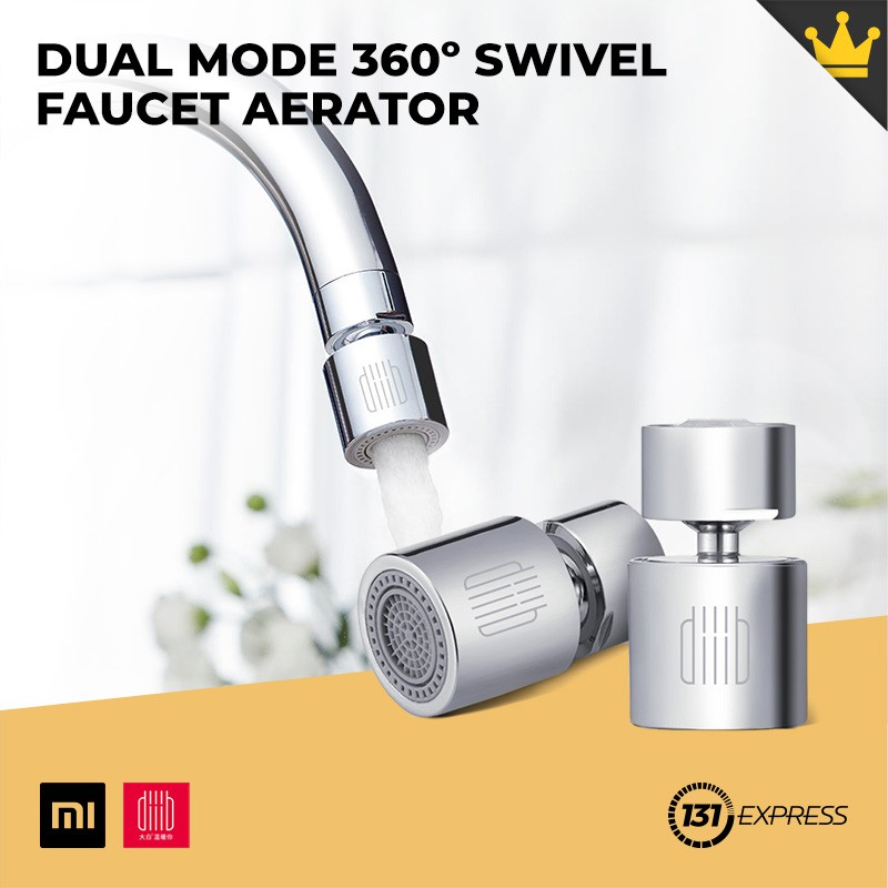 movable kitchen tap head 360 degree