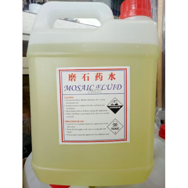 mosaic cleaner acid cement marble tile cleaner 3liter