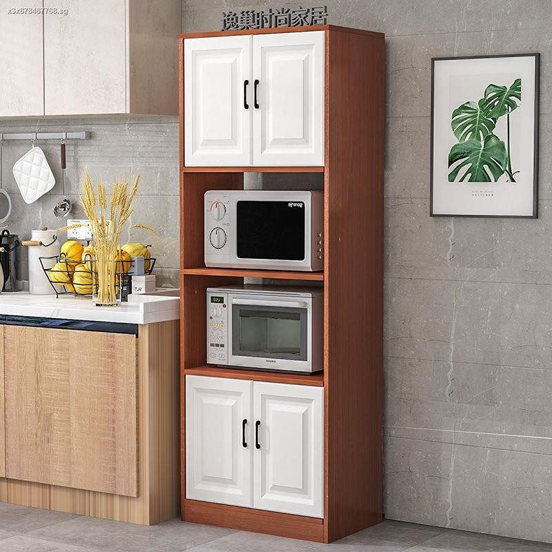 sideboard modern minimalist microwave oven integrated by the wall kitchen dining room multi function storage cabinet cupboard