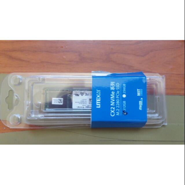 Liteon CX2 512gb nvme m.2 SSD 固態硬碟 MLC顆粒 | 蝦皮購物