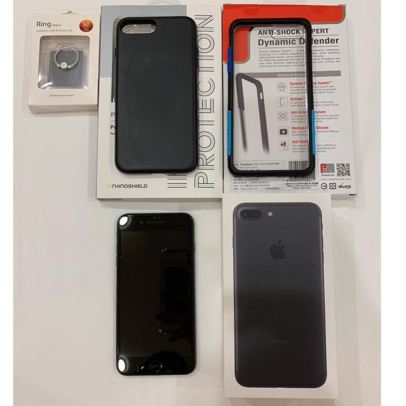 二手 iPhone 7 Plus 128g 霧面黑 | 蝦皮購物