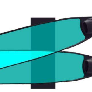 2020樣式 最新 玻璃纖維 碳纖維長蛙鞋 自由潛水 蛙鞋 長腳蹼 | 蝦皮購物
