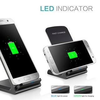 臺灣 NCC認證 QI 無線充電器 智能 快充 無線充電板 無線充電盤 無線充電版 iPhone X i8 Note8 | 蝦皮購物