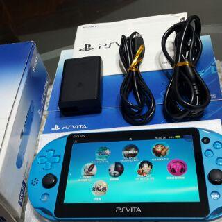 PSV 2007主機9成5新3.65已改2020最新版變革固化2完美破解.薄型可直接PSV下載遊戲附128G記憶卡套   蝦皮購物