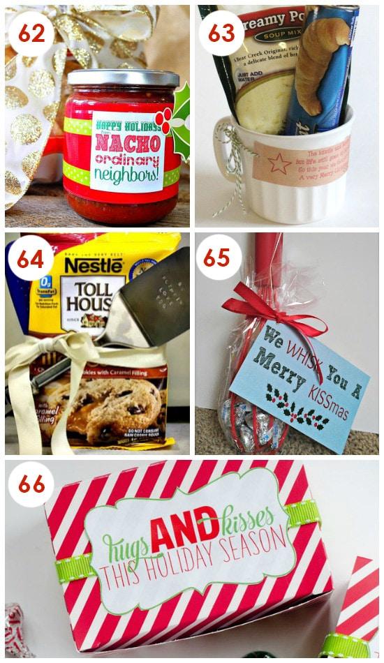 Quick Christmas Gifts For Parents Kindergarten
