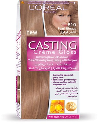 l oreal casting creme gloss 810 pearl blonde price review and in dubai abu dhabi and