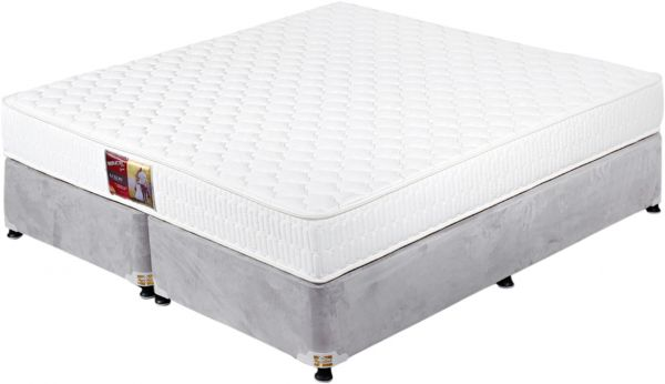 Symbol Innovative Deluxe Latex Mattress King White