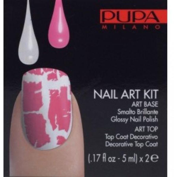 Pupa Milano Nail Art Mania Luxury French Ideas