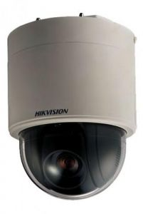"Hikvision - 4"" IR PTZ ‫(Plastic housing) - DS-2AE5123T-A3 ‫(23X)"