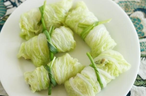 Foodista | Satisfying Stuffed Cabbage Rolls