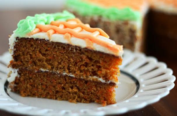 Foodista Best Carrot Cake Ever