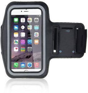 Sports Running Armband Case Cover Holder For Iphone 6 Plus Samsung Note 34 Black
