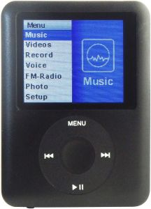 Sale on MP3   MP4 players   Apple  Other  Xtech   Qatar   Souq com Xtech MP4 Player 16 GB   C 550