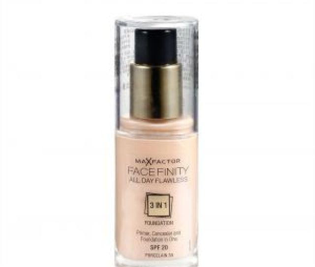 Max Factor Facefinity All Day Flawless  Foundation Porcelain