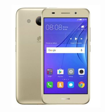 Image result for huawei y3 2017 gold