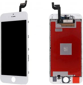 Lcd Touch Screen Replacement Kit For Iphone 6s Plus White