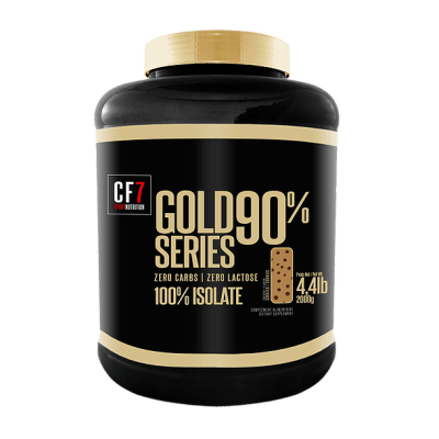 GOLD SERIES 90% CF7 – Whey Isolate NATIVE