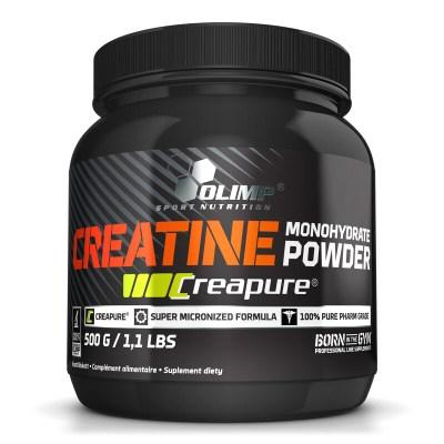 Créapure Monohydrate – Olimp Sport Nutrition – 500g