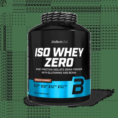 ISO WHEY ZERO – BioTech USA