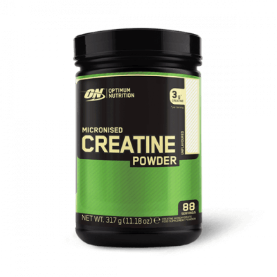 MICRONIZED CREATINE POWDER – Optimum Nutrition