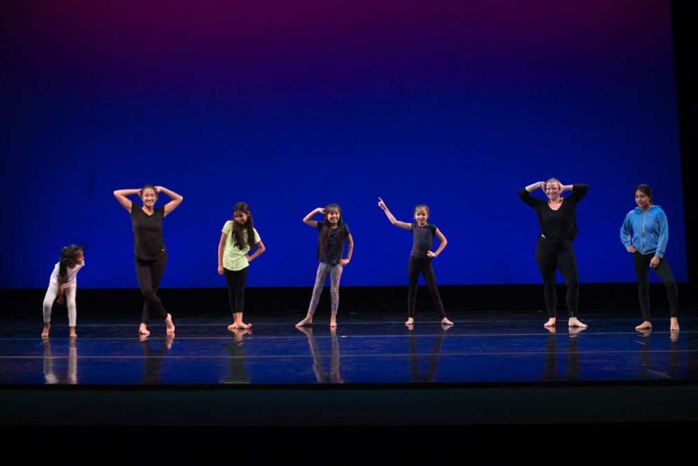 Mar Vista Kids 1 1024x684 - How Two Dance Majors are Committed to Giving Back Beyond the Bluff