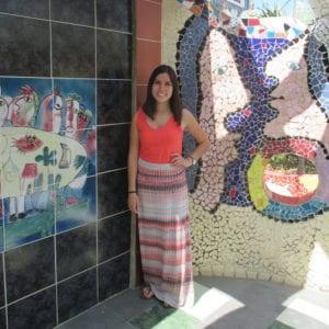 Yadira Enciso, Art History '17