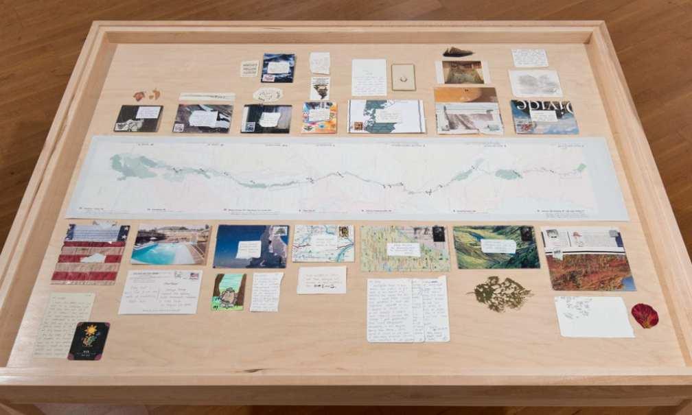Erin photo 1 - Studio Arts-Art History Alumna Returns to Exhibit Her Work