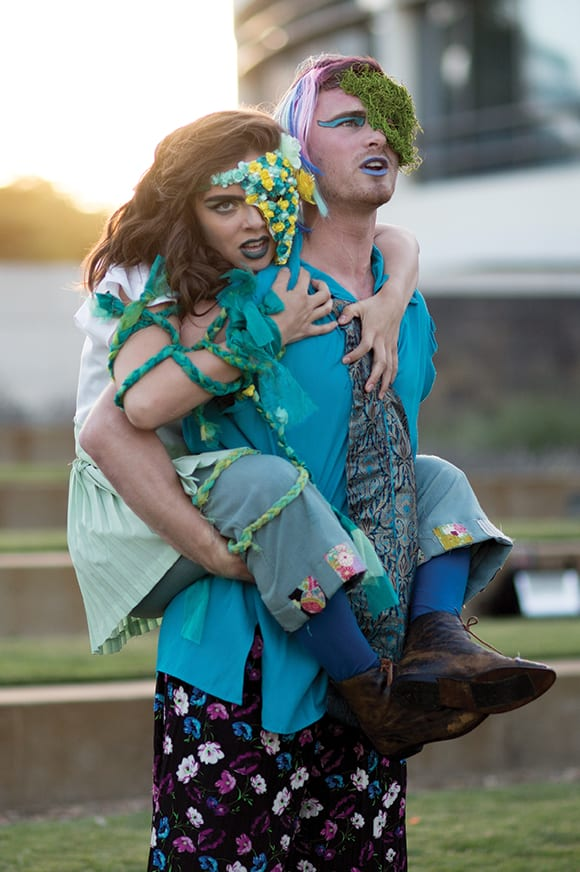 Feature Image forblog - LMU Launches Summer Performances of Shakespeare on the Bluff