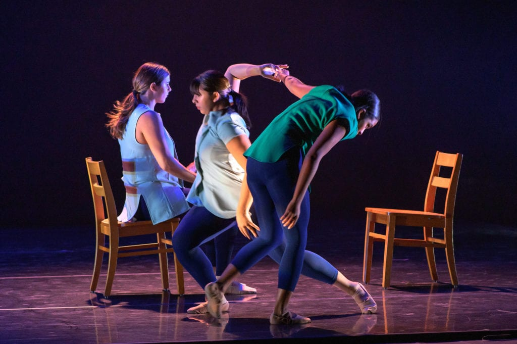 separated 9 - Emerging Artists Series Invites Wideman/Davis Dance to Campus