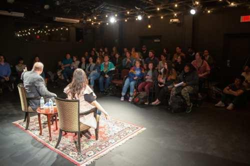 Gloria Calderon Kellet Interview