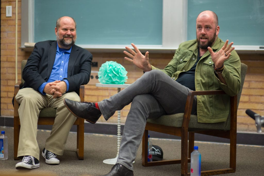 MG 9657 - NBC Star Chris Sullivan '02 Sits Down for an Intimate Chat at LMU
