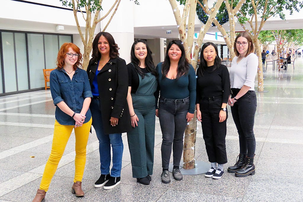 2019 stipend recipients Sosna Bryant Figueroa Verano Denq Kavanaugh blog scaled - MFT Students Honored with LA Department of Mental Health Stipend Awards