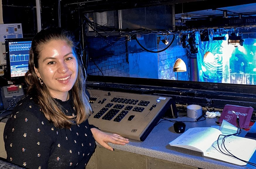 Final2 - Theatre Arts Major Produces a Play in London's West End