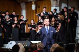 LMU Gala Christmas Concert 2019 6130 - Q&A with New Director of Choral Activities T.J. Harper