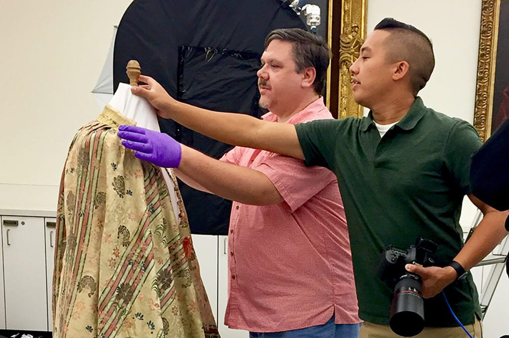 IMG 1322 blog 1 scaled - Vestment Digitization Shares an Important Part of California History