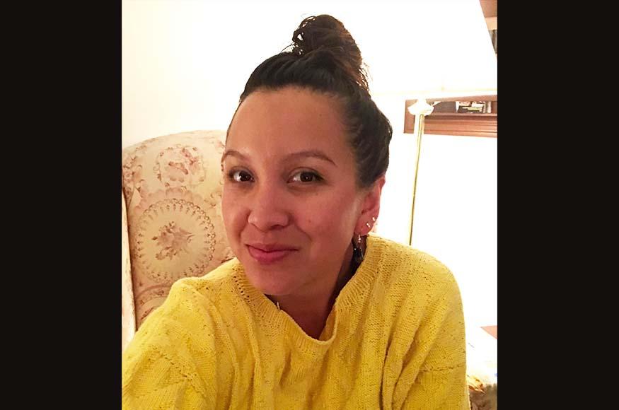 cecilia - We Love Our Grads: Cecilia Sanchez '21, M.A., Marital and Family Therapy