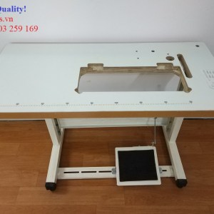 3. Industrial sewing table stand