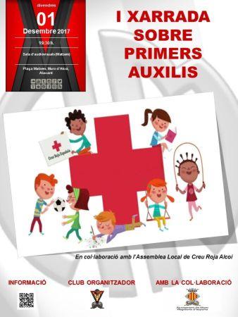Read more about the article I Xarrada sobre Primers Auxilis