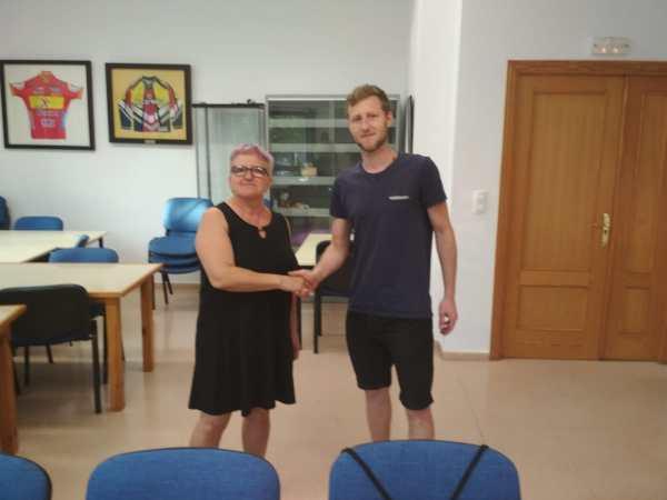 Read more about the article Nou entrenador