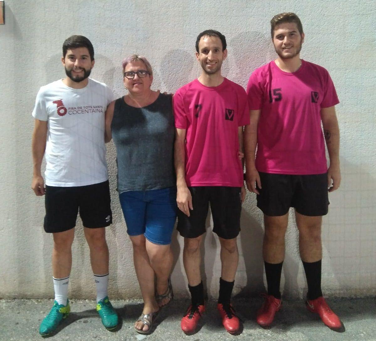 Read more about the article Últimes renovacions a l'equip masculí