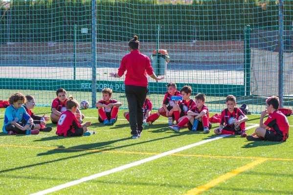 Read more about the article La Generalitat Valenciana suspèn la competició de futbol 8 fins el 31 de gener