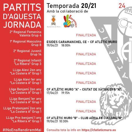 Read more about the article Partit davant l'Esides Caramanchel CE