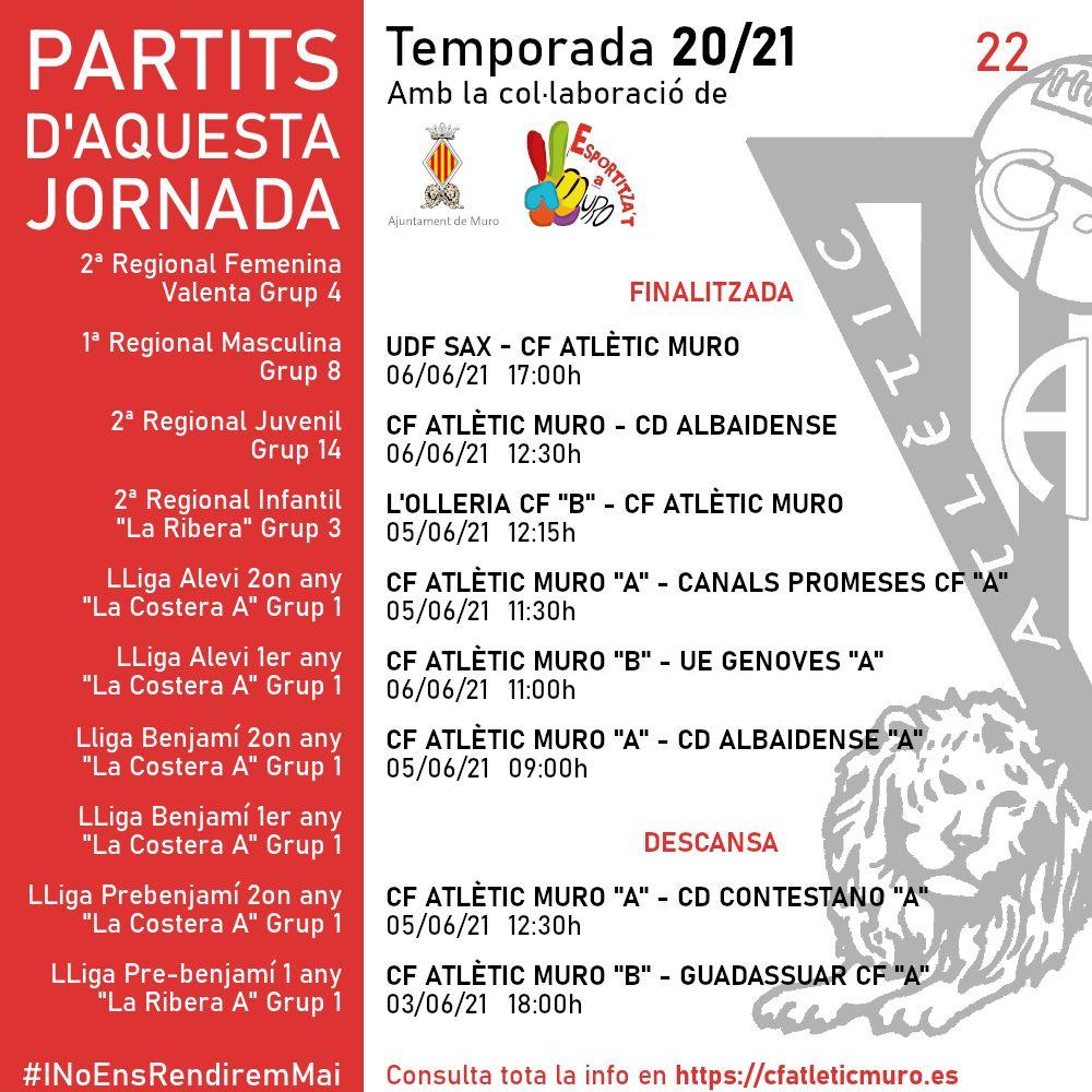 Read more about the article Partit davant l'UDF Sax
