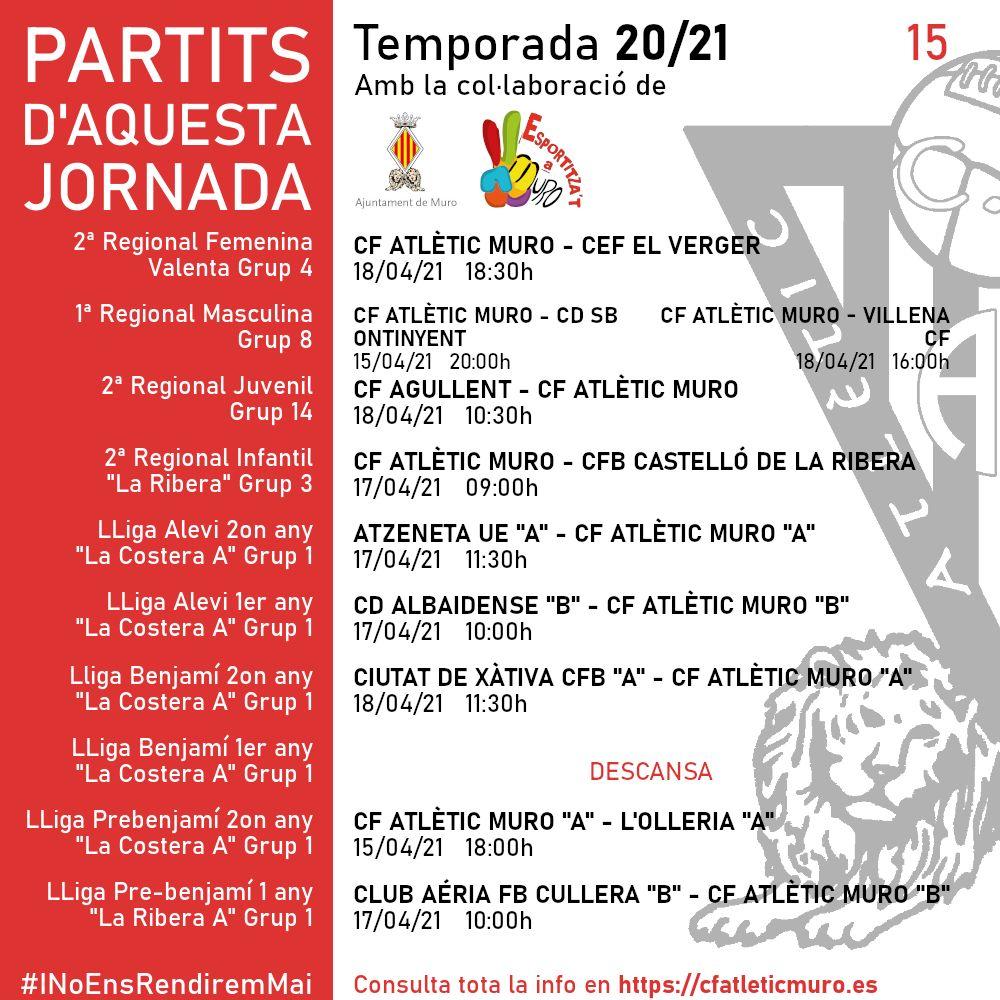 En este momento estás viendo Partidos ante CEF El Verger, el CD SB Ontinyent y el Villena CF