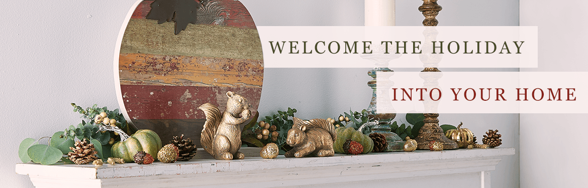 A Thankful Home  D    cor   zulily welcome the holiday into your home