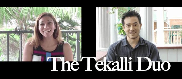 The Tekalli Duo