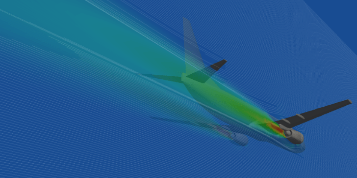 aircraft cfd simulation