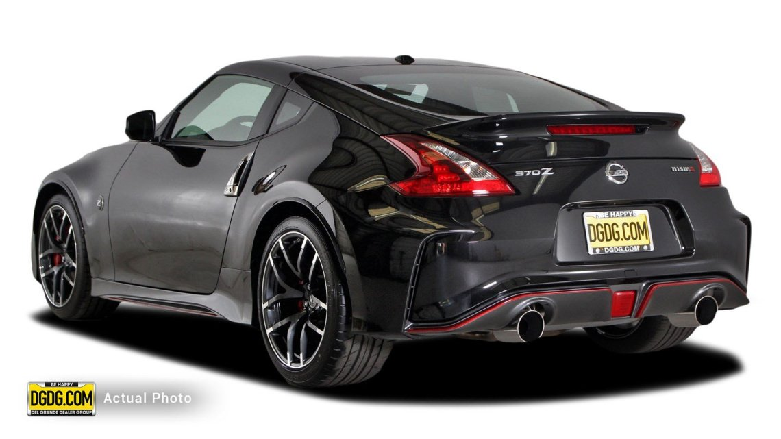 new 2019 nissan 370z coupe nismo 2dr car in sunnyvale #n13310