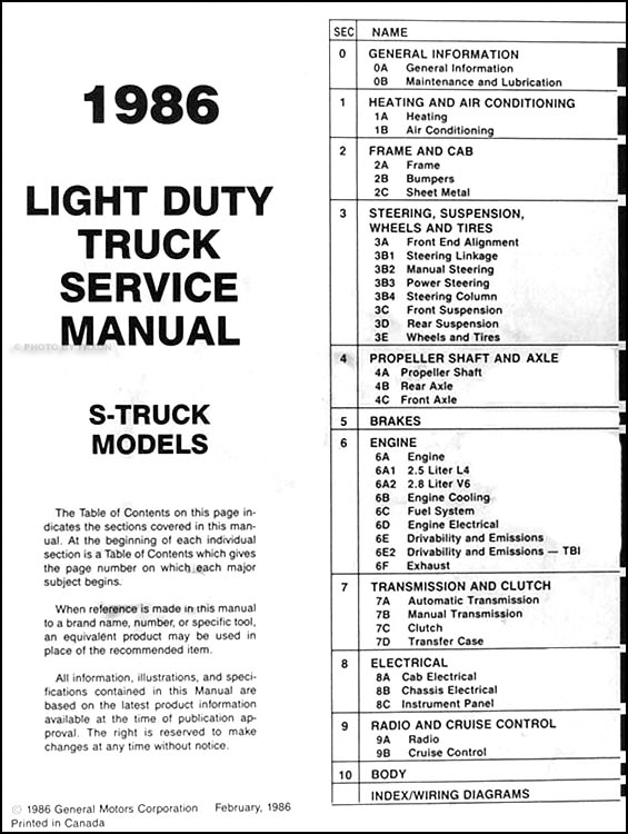 86 chevrolet truck fuse diagram  wiring diagram networks