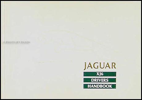 1990 jaguar xj6 electrical guide wiring diagram original